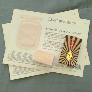 Charlotte Tilbury samples